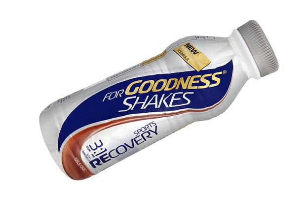 protein bottle - for goodness shakes