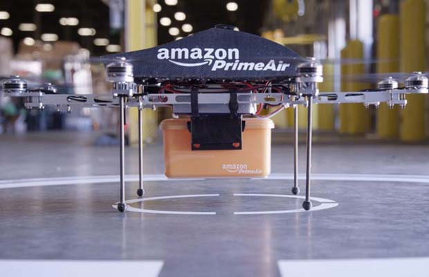 amazon drone - flying robot