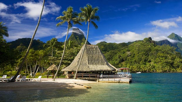 Tahiti-Moorea-Island -ESCAPES