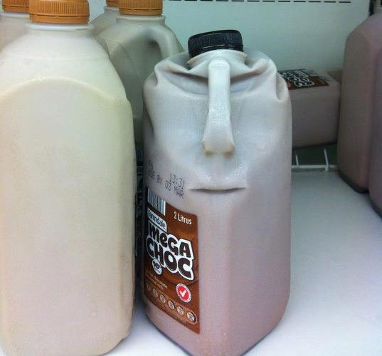 BOTTLE-FACE OBJECTS