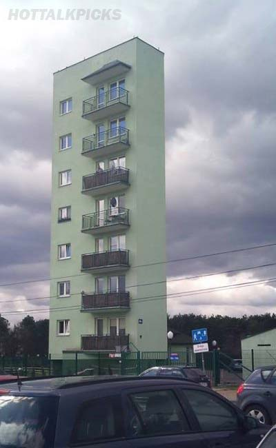 BLOCK-OF-FLATS  FUNNY PICTURES